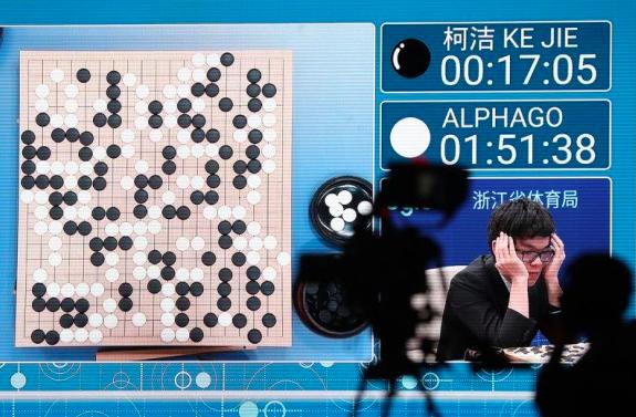 Alpha Go inteligencia artificial